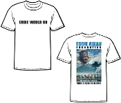 2018 - Eddie Aikau Foundation T-Shirt Design (4XL Only)